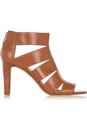 Gisele leather sandals