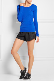 Technical Knit stretch top