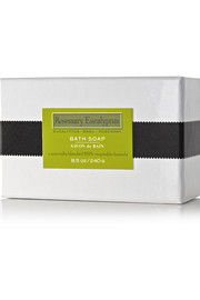 LAFCO House & Home Rosemary Eucalyptus Bath Soap and Body Cream Set
