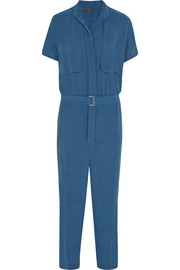 By Malene Birger Maddias twill jumpsuit