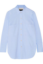 Irizanna cotton Oxford shirt