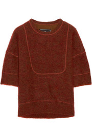 Lindason textured-knit sweater