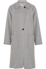 Maison Margiela Wool and cashmere-blend coat