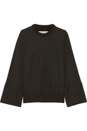 Maison Margiela Cotton-blend top
