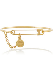Marc by Marc Jacobs Music Fiend gold-plated cubic zirconia bracelet