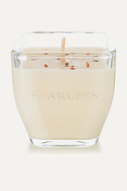 Fearless scented candle