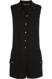 Marc by Marc Jacobs Crepe playsuit