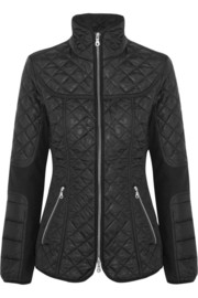 Synergy quilted shell jacket