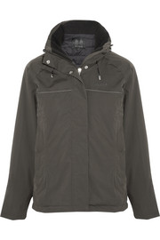 Canter hooded canvas jacket