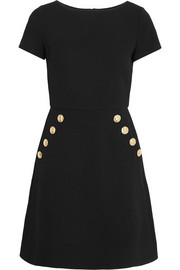 Boutique Moschino Wool-crepe dress