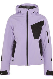 Swisswool®-filled GORE-TEX® shell ski jacket