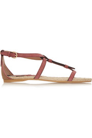 Burberry Shoes & Accessories Suede sandals