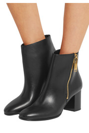 Burberry Shoes & Accessories Leather ankle boots
