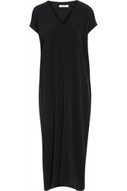 Helmut Lang Crepe maxi dress
