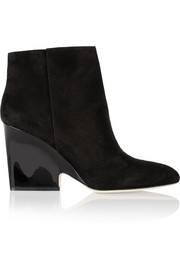 Jimmy Choo Myth suede ankle boots
