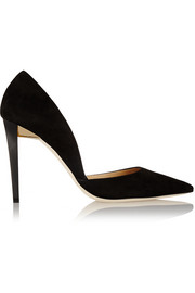 Darylin suede pumps
