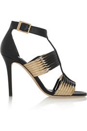 Jimmy Choo Lava leather sandals