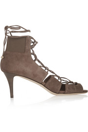 Jimmy Choo Myrtle suede sandals