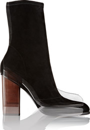 Alexander Wang Gia stretch-suede boots