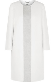 Fendi Double-faced cashmere coat