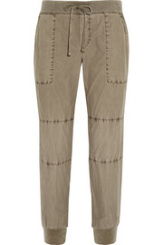 James Perse Cotton utility pants
