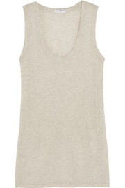 James Perse Brushed-cotton tank