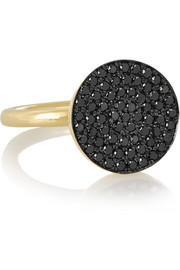 Cyclos 18-karat gold diamond ring