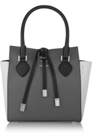 Michael Kors Miranda extra small color-block leather tote