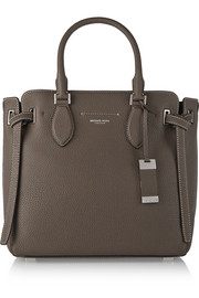 Rogers medium textured-leather tote