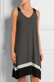 Avenue D striped jersey nightdress
