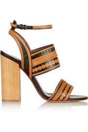 Shaewood leather sandals