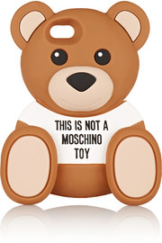 Moschino Bear silicone iPhone 6 case