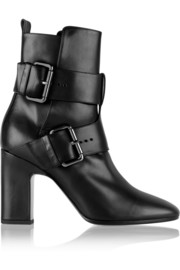 Tom leather ankle boots
