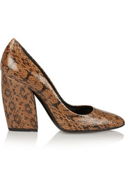 Pierre Hardy Calamity elaphe pumps