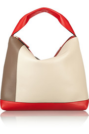 Marni Pod color-block leather shoulder bag