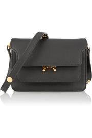 Marni Trunk mini leather shoulder bag