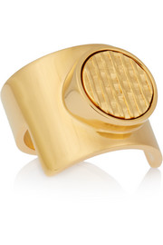 Gisele gold-tone ring