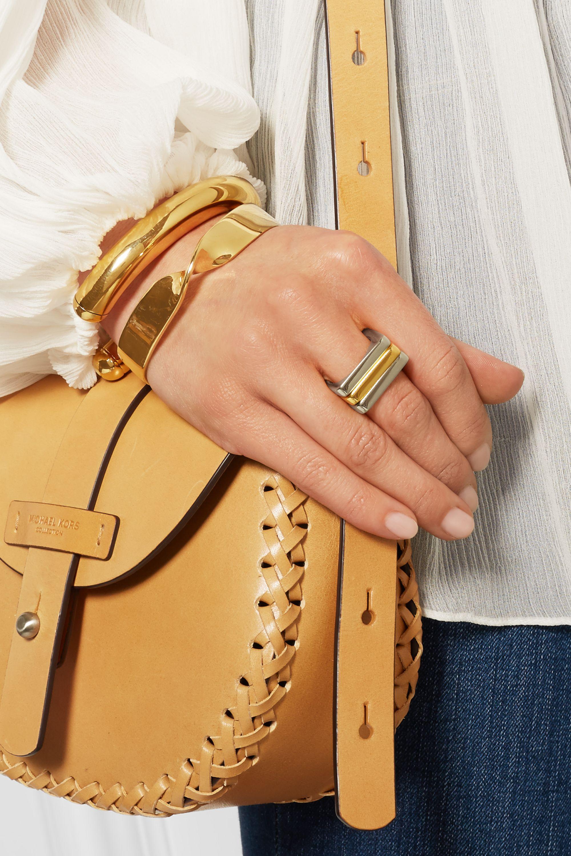 Chloé Greta gold-tone ring