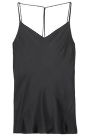 Cove silk camisole