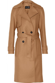 Proenza Schouler Double-breasted wool-blend coat