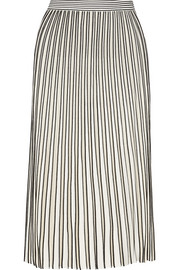 Proenza Schouler Pleated stretch-knit skirt