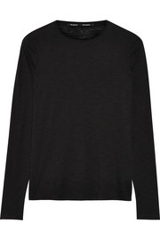 Proenza Schouler Slub cotton-jersey top