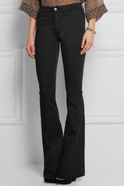 MiH Jeans The Bodycon Marrakesh mid-rise flared jeans