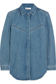 MiH Jeans Oversized denim shirt