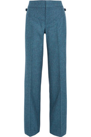 Gucci Wool-flannel wide-leg pants