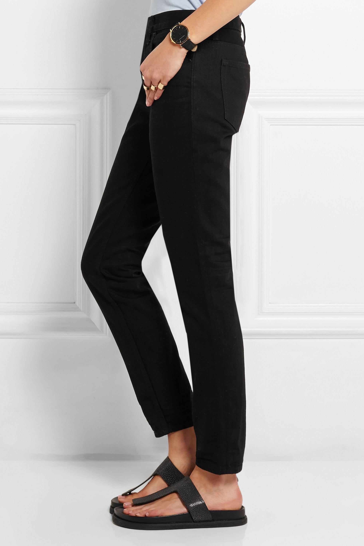 Alexander Wang Wang 002 straight-leg jeans