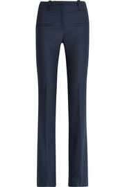 Serge stretch-twill flared pants