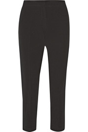 Theory Padra cropped cady straight-leg pants