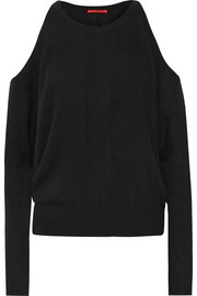 Tamara Mellon Cutout cashmere sweater