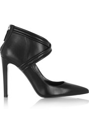 Sika leather pumps